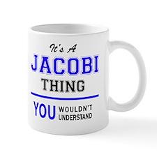 Funny Jacoby Mug