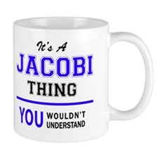 Unique Jacoby Mug