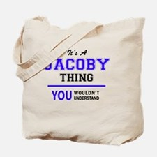 Cute Jacoby Tote Bag