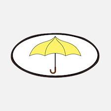 Yellow Umbrella Patches