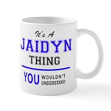 Cute Jaidyn Mug