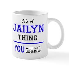 Cute Jailyn Mug