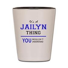 Cute Jailyn Shot Glass