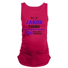 Cute Jakob Maternity Tank Top