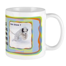 Portuguese Water Dog Got Stic Mug