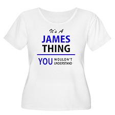 Unique James T-Shirt