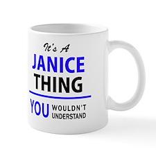 Unique Janice Mug