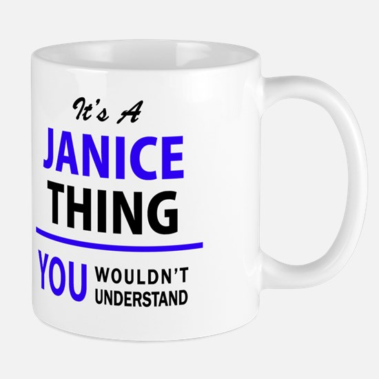 Cute Janice Mug