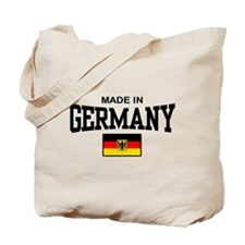 Made In Germany Tote Bag