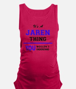 Cute Jaren Maternity Tank Top