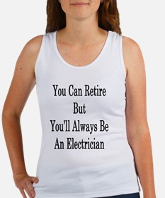 Cool Electrical Women's Tank Top