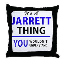 Cute Jarrett Throw Pillow