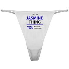 Cute Jasmin Classic Thong