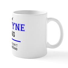 Unique Jasmyn Mug