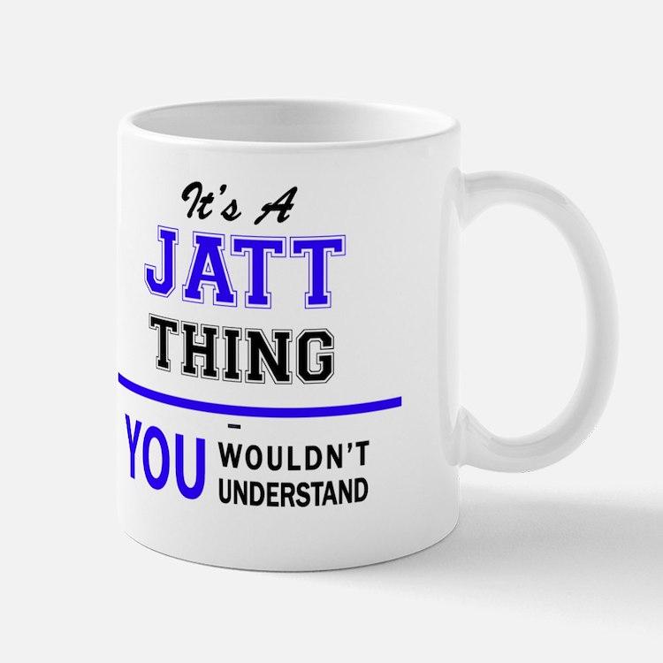 Cute Jatt Mug