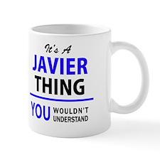 Unique Javier Mug