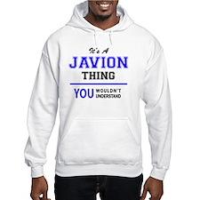 Cute Javion Hoodie
