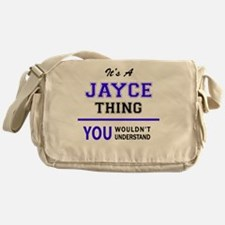 Cute Jayce Messenger Bag
