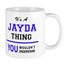 Cute Jayda Mug