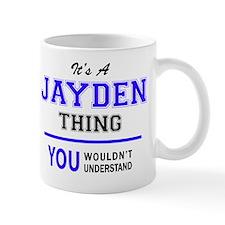 Unique Jayden Mug