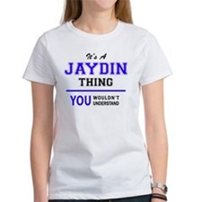 Cute Jaydin Tee
