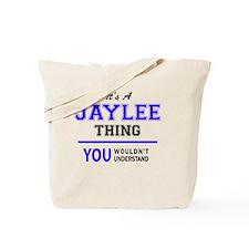 Cute Jaylee Tote Bag