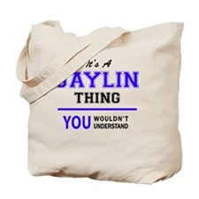 Cute Jaylin Tote Bag