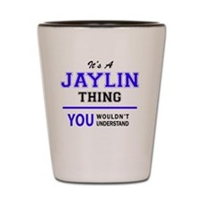 Cute Jaylin Shot Glass