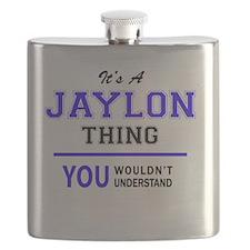 Cute Jaylon Flask