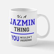 Unique Jazmin Mug