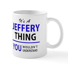 Cute Jeffery Mug