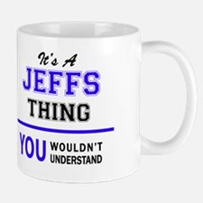 Unique Jeff Mug