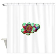 Funny Rave Shower Curtain