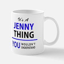 Unique Jenny Mug