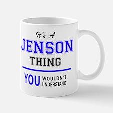 Cute Jenson Mug