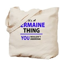 Cool Jermaine Tote Bag