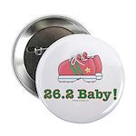 26.2 Baby Marathon Running Shoes Button 10 pack