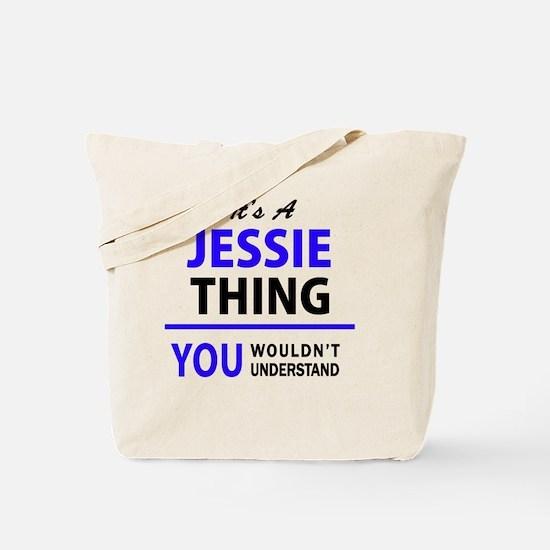 Cute Jessie Tote Bag