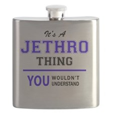 Unique Jethro Flask