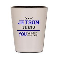Cute Jetson Shot Glass