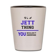 Cute Jett Shot Glass