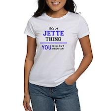 Unique Jett Tee