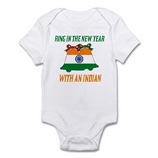 Indian New Years Infant Bodysuit