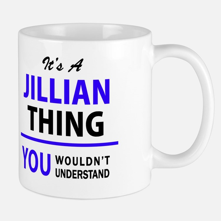 Cute Jillian Mug