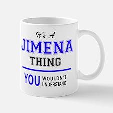 Unique Jimena Mug