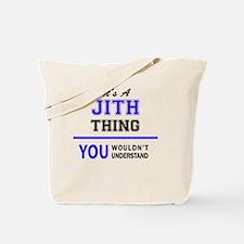 Funny Jith Tote Bag