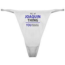Cute Joaquin Classic Thong