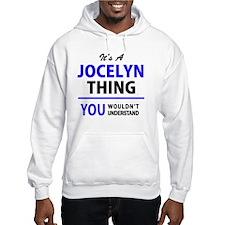 Unique Jocelyn Hoodie Sweatshirt