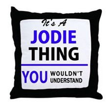 Unique Jody Throw Pillow