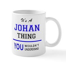 Cute Johan Mug